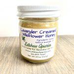 Honey - Creamed Lavender